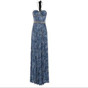 NWT Elisabetta Franchi maxi dress, size 4